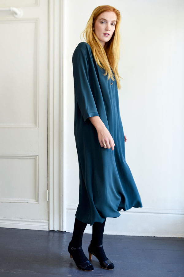 Indress_Long_green