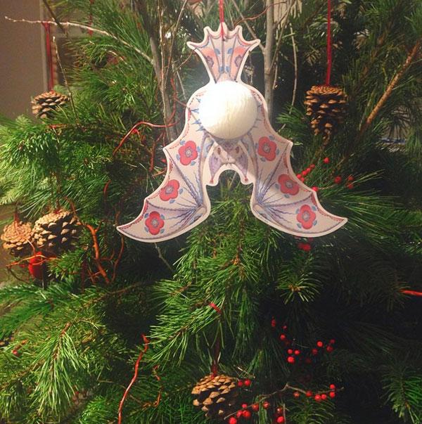 bat-ornament