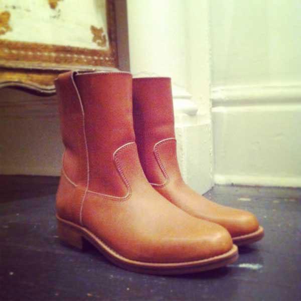 caramel_boot